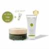 DUO : Chardonnay body scrub + Hydrating body milk