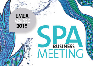 Spa business meeting 2015